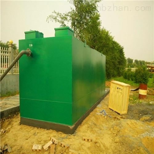 成都医院污水处理装置定制