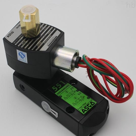 防爆电磁阀EFG551H401MO