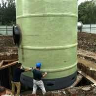 标准立式雨水泵站
