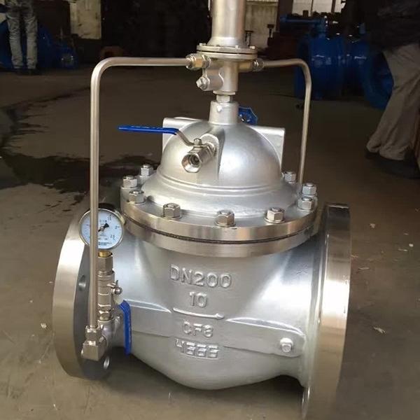 泄压阀HC500X-16C