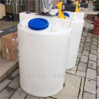 许昌1吨塑料搅拌桶耐腐蚀圆形加药箱供应