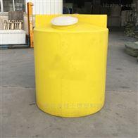 抚州5吨加药装置桶PE搅拌桶配搅拌机