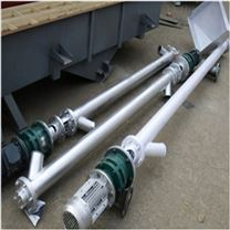 GL型管式螺旋输送机特点
