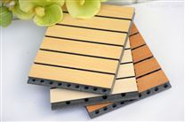 广东木质吸音板陶铝防火吸音材料厂家