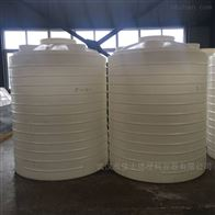 浏阳20吨污水处理水箱环保塑料储蓄罐案例