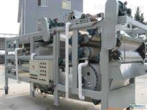 DY型带式污泥脱水机