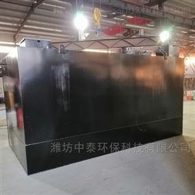 辽宁锦州市屠宰养殖污水一体化设备效果显著