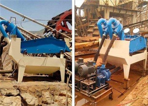 江蘇小型細沙回收機,南通廠家礦用尾砂處理