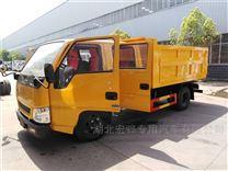 浙江宁波那里卖双排座自卸车 五十铃发动机