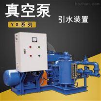 自来水厂真空引水装置卧式真空泵