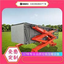 環衛-地埋剪叉垃圾壓縮周轉站壓縮機
