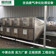 工业废气含油净化设备