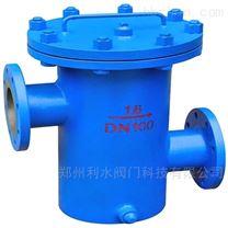 高低型籃式過濾器