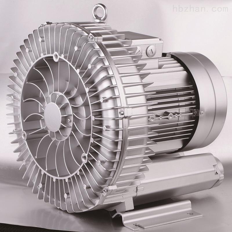 鱼塘增氧5.5KW双叶轮旋涡气泵