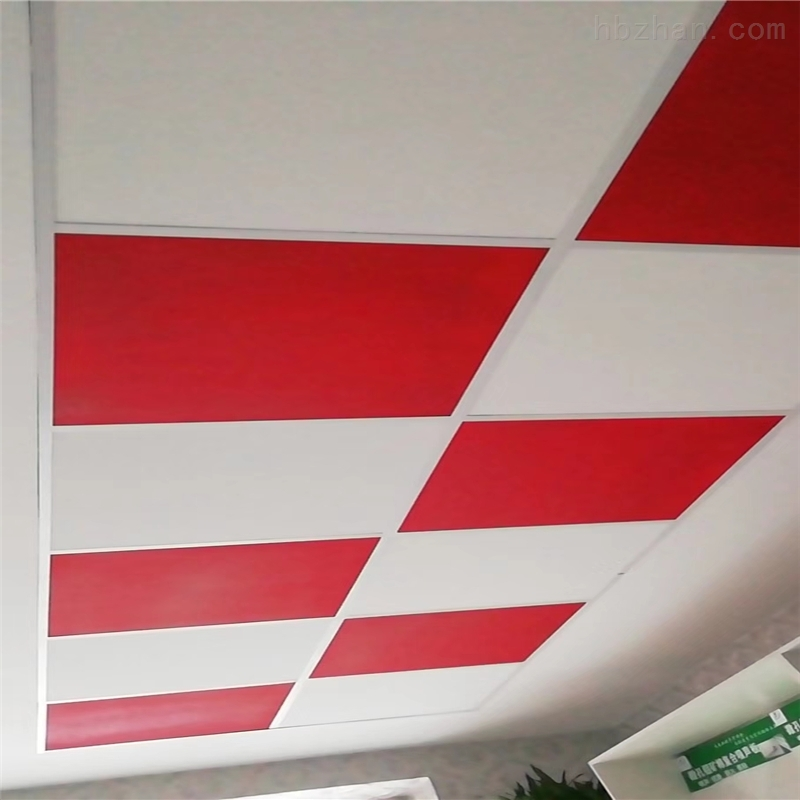 600*600天花板玻纤吸音板