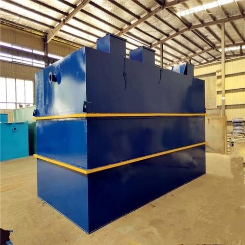 每天处理120吨布草洗涤废水处理设备供应
