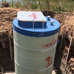 一体化污水提升泵站厂家售后