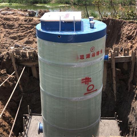 华南地区一体化预制泵站定制