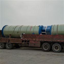济南一体化污水提升泵站案例介绍