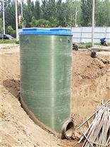 一體化預制泵站玻璃鋼筒體