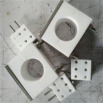 防腐绝缘耐磨耐低温塑料管夹特氟龙管卡管箍