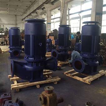 ISG户外型管道离心泵