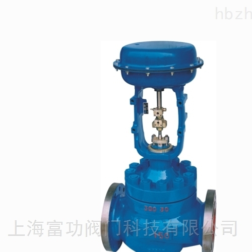 HSC型气动套筒调节阀