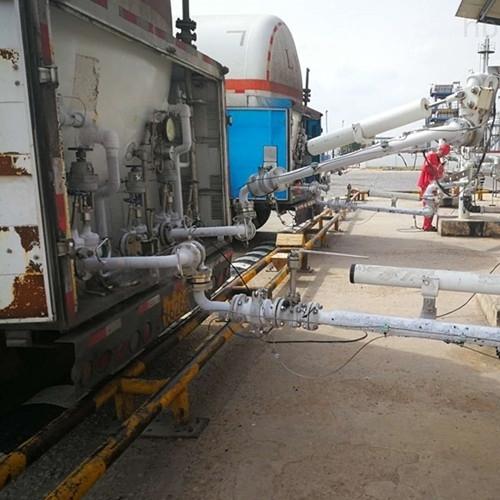 LNG低温天然气拉断阀
