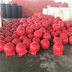 海上浴场拉网围栏塑料浮球