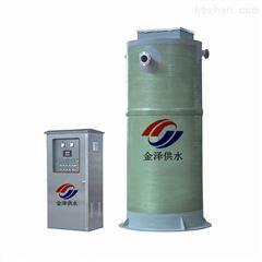一体化污水泵井提升泵站