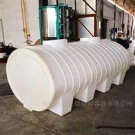 咸寧3噸防腐臥式水箱車載臥式儲罐批發價