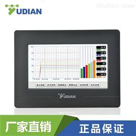 AI-3702M/AI-3704M/AI-3706多路7寸触摸操作记录显示报警仪表