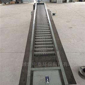 机械栅除污机工作原理