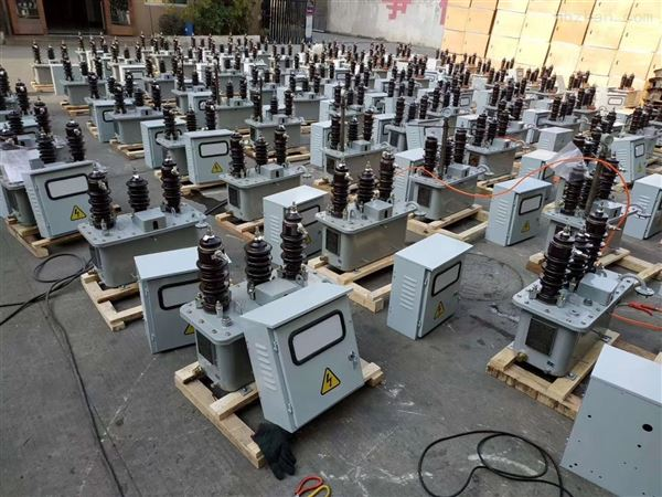 10KV高压计量箱组合互感器