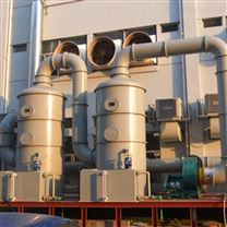 环振厂家供应有机废气湿式喷淋塔净化器