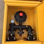 RTZ-Q壁挂式楼栋单元燃气调压箱