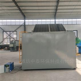 湖北武汉市地埋一体化污水处理设备原理
