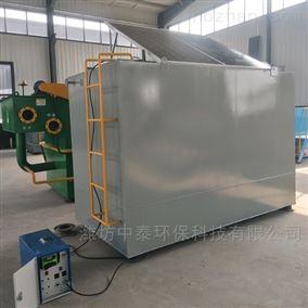 ZT-15广西省梧州市生活污水处理一体化设备