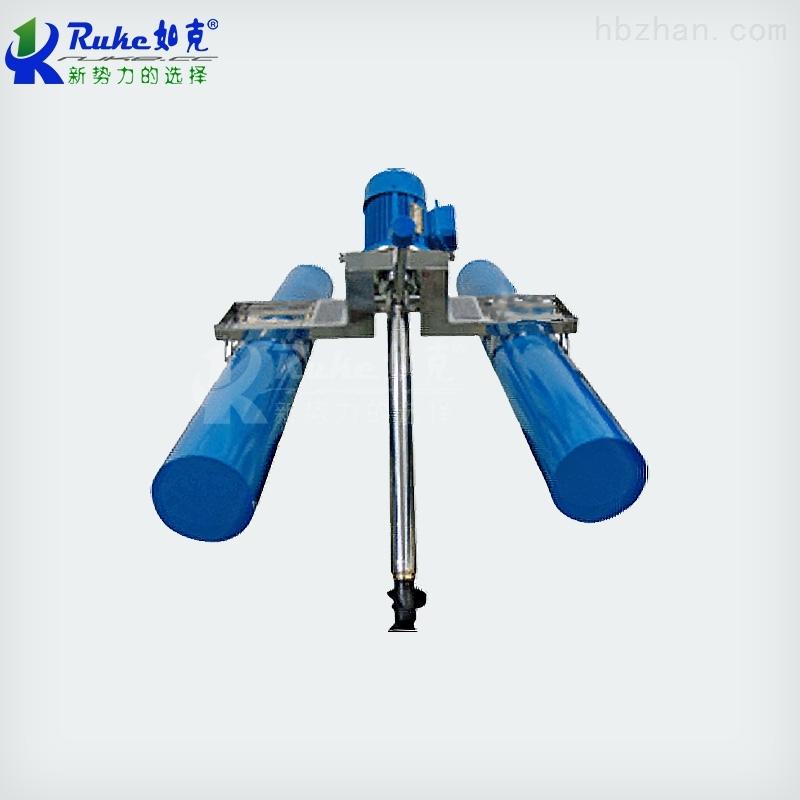 螺旋式搅拌曝气机污水处理设备