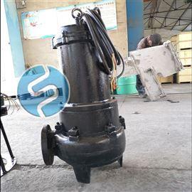 WQ65-15-5.5潜污泵 基坑抽水泵浮球液位控制器