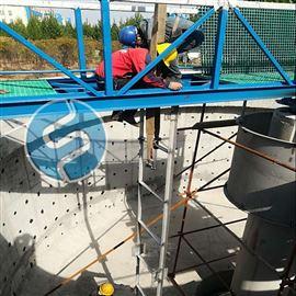 WNG16加工定做浓缩装置 中心传动刮泥机