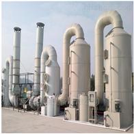 酸碱喷淋塔处理设备