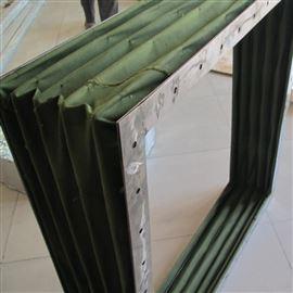 抗风压帆布风机出口软连接
