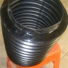 耐高温油缸伸缩防尘套