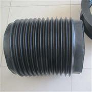 三防布圆形伸缩液压缸防尘套