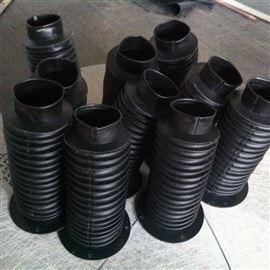锥形拉链式油缸伸缩防护罩