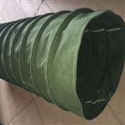 水泥散装罐车卸料口伸缩布袋