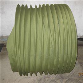 水泥卸料口帆布软连接