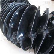 橡胶布液压油缸防油伸缩防护罩
