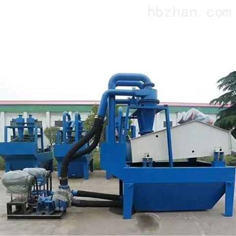 山东定制生产线细沙回收机,济宁厂家脱水筛